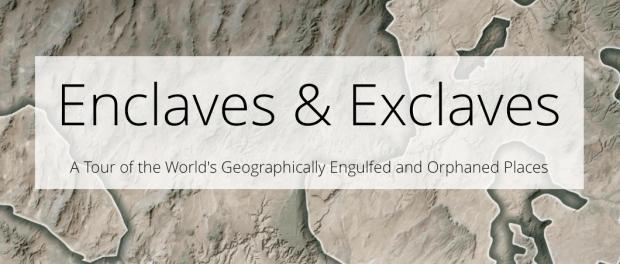 ESRI Storymap Exclave Enclave