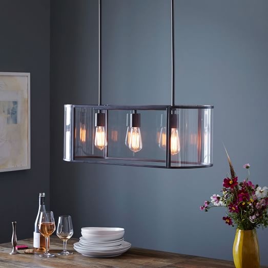 West Elm Style Without The Price Tag Dining Room Light Edition