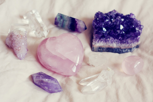 Amethyst and Rose Quards