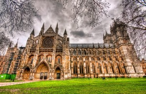 Westminster Abbey, London; Image credit