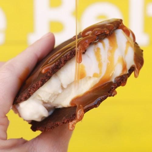 ice cream sandwich honeysuckle gelato atlanta
