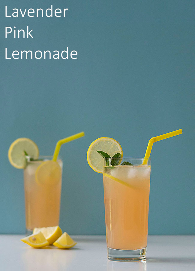 Lavender pink lemonade 8