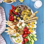Greek Meze Platter How To Make It At Home