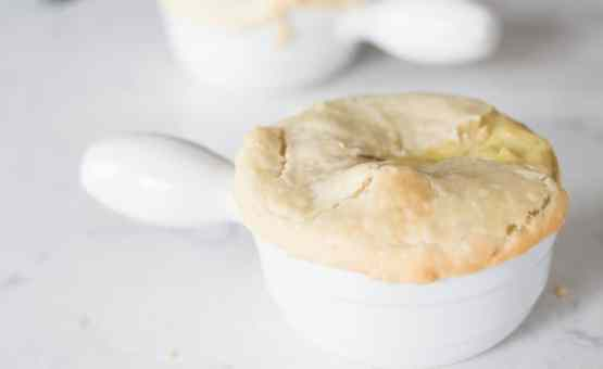 chicken pot pie single serving