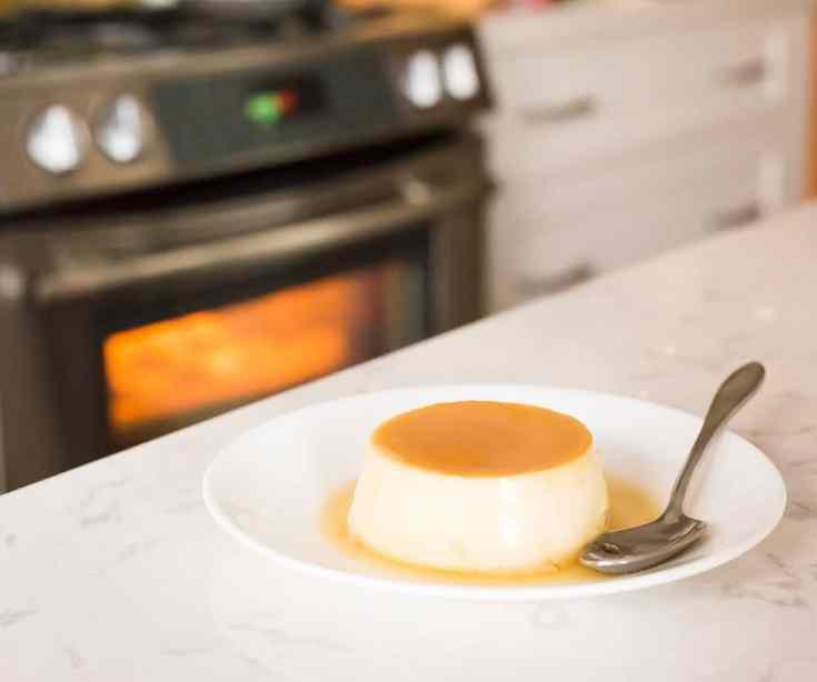 Keto Flan || Low Carb Creme Caramel