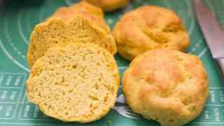 Easy Keto Bread Rolls 2.0 (No nuts or eggs)