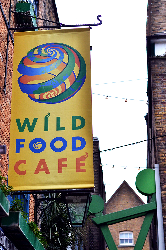 Wild food cafe review london the hungry herbivores wild food caf produces plant based food with love and consideration this is not your quick vegan junk food the kitchen has a menu filled with perfected forumfinder Image collections