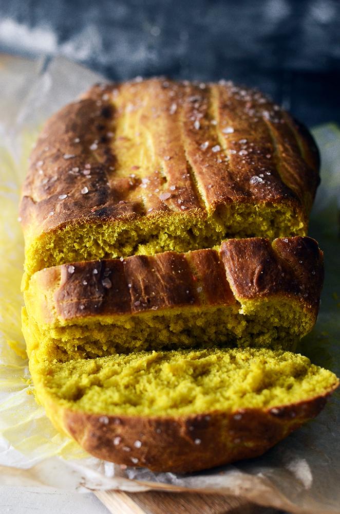 Turmeric & Olive Oil Loaf