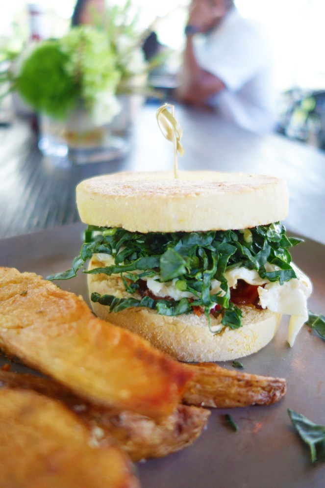 Bacon, Egg, Kale: do NOT get this