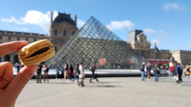 I'm Louvre'ing it.