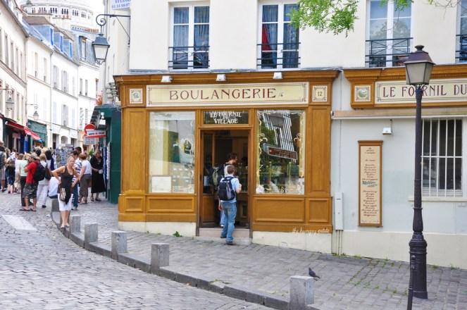 Le Fournil du Village (Voted Best Baguettes in Paris)