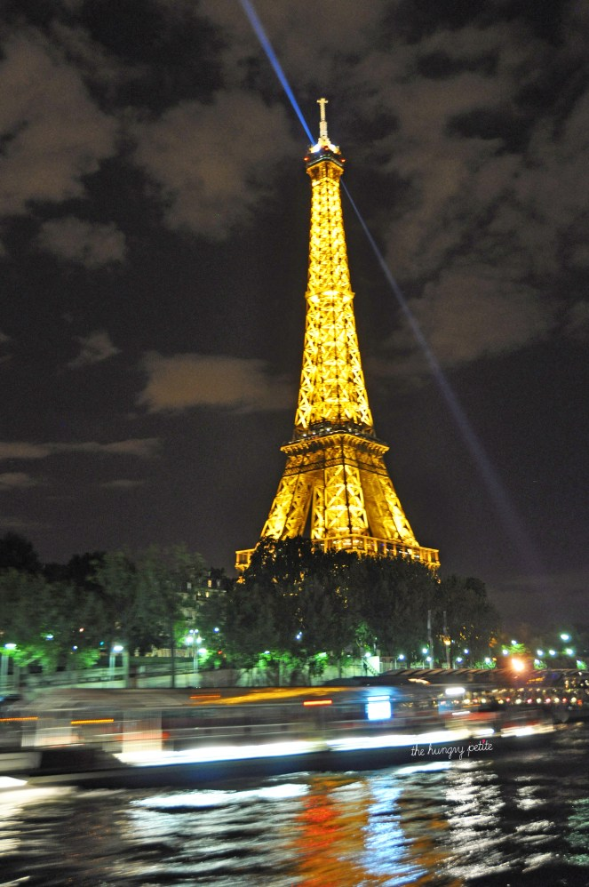 Tour Eiffel from my Seine River cruise