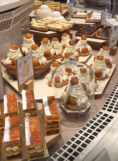 Pastries galore! You can find a lot of fresh or packaged pastries and sweets throughout the store