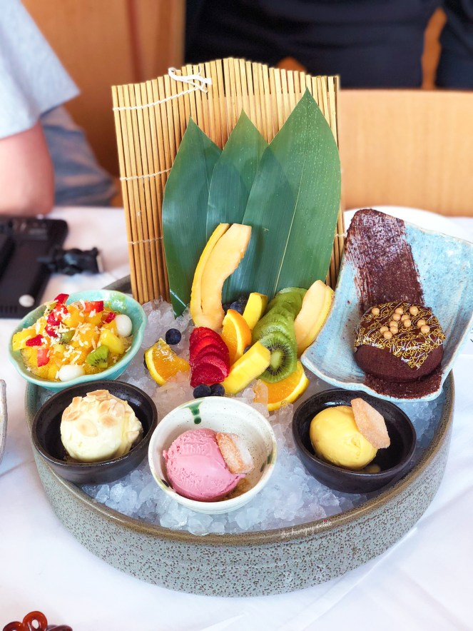 Dessert Platter –Chef's Selection