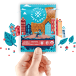 Sweet Amsterdam - save 10% with code hungrypetite