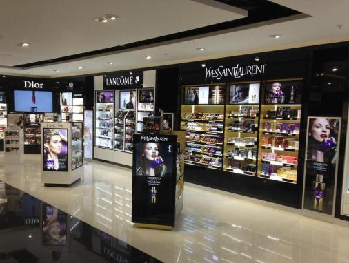 World Duty Free – Newcastle Airport
