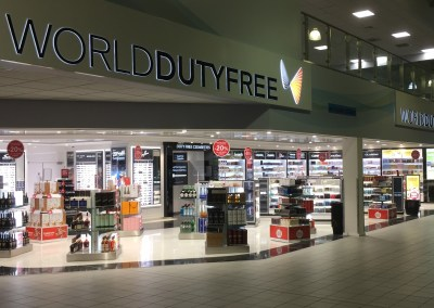 World Duty Free – Southend Airport