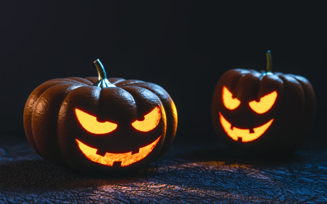 ZAF Halloween Shelving Spooktacular!
