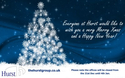Christmas Office Closure 2017