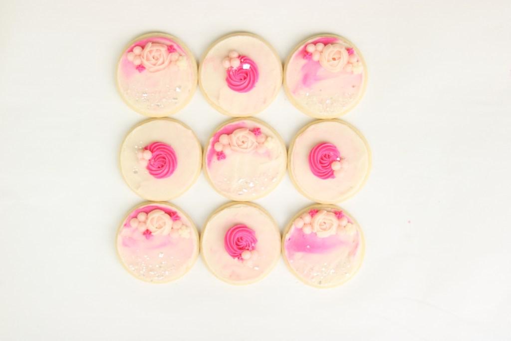 buttercream cookie tutorial