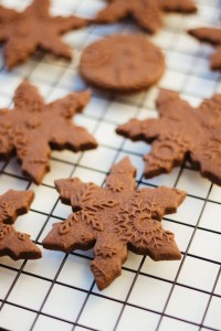 The Perfect Chocolate cut-out cookie recipe