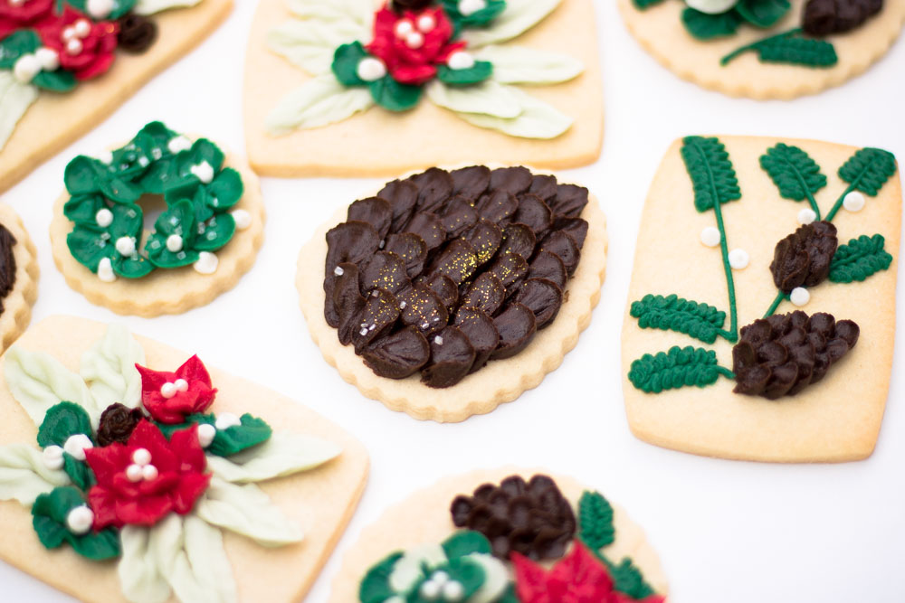 Christmas cookie tutorials