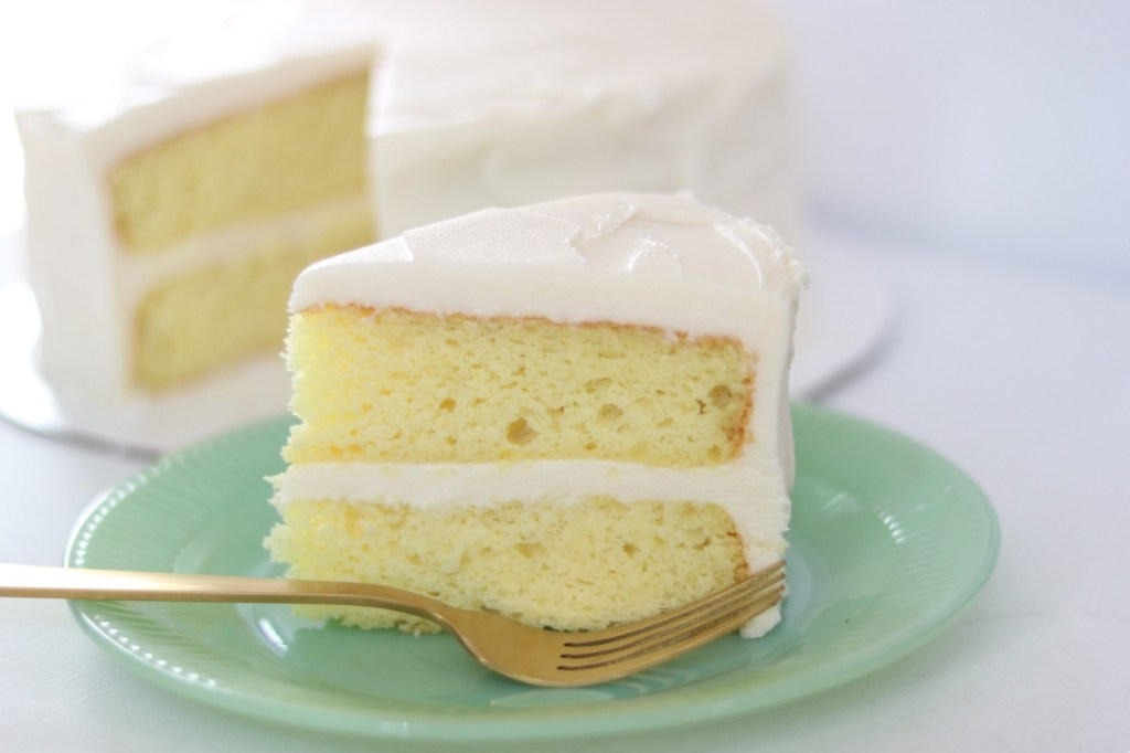 easy and moist lemon cake recipe