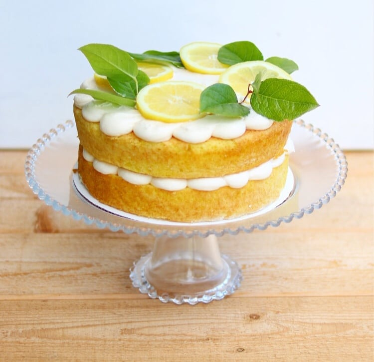 lemon cake recipe – The Hutch Oven