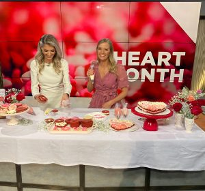 Healthy living with Ali Bradley at Q13Fox in Seattle