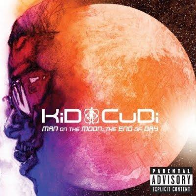 Kid Cudi Man on the Moon
