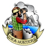 Subscribe to The Idea Hunters.net newsletter for monthly inspiration!