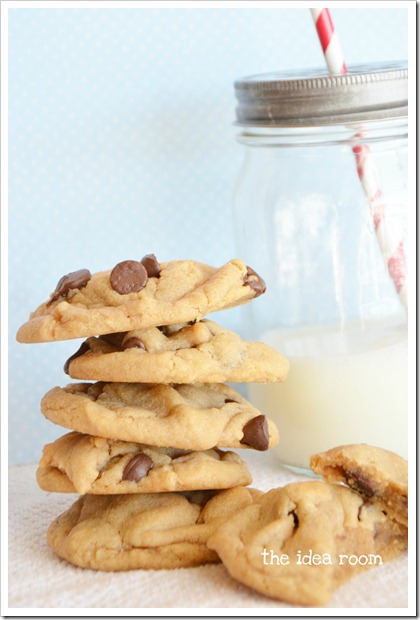peanut butter chocolate chip cookie recipe wm