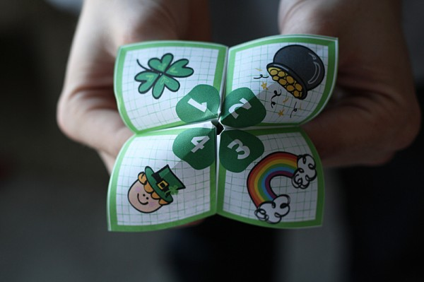 St Patricks Day Crafts And Activities The Idea Room