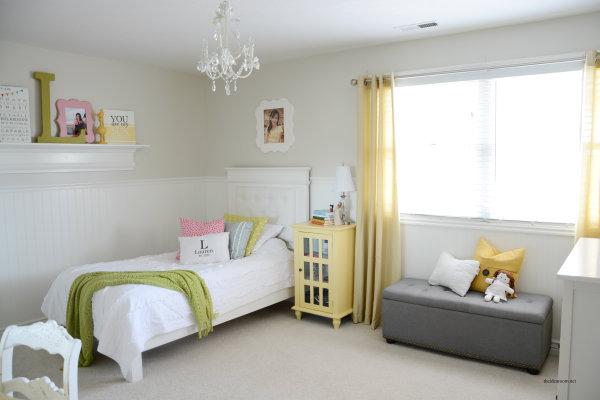 Farmhouse Bed Ana