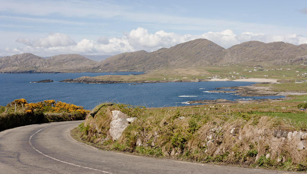 Road to Allihies on Ring of Beara