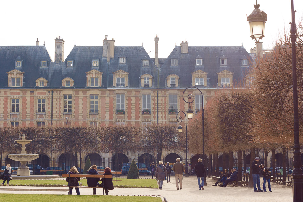 Marais in the Paris Wellness Travel Guide