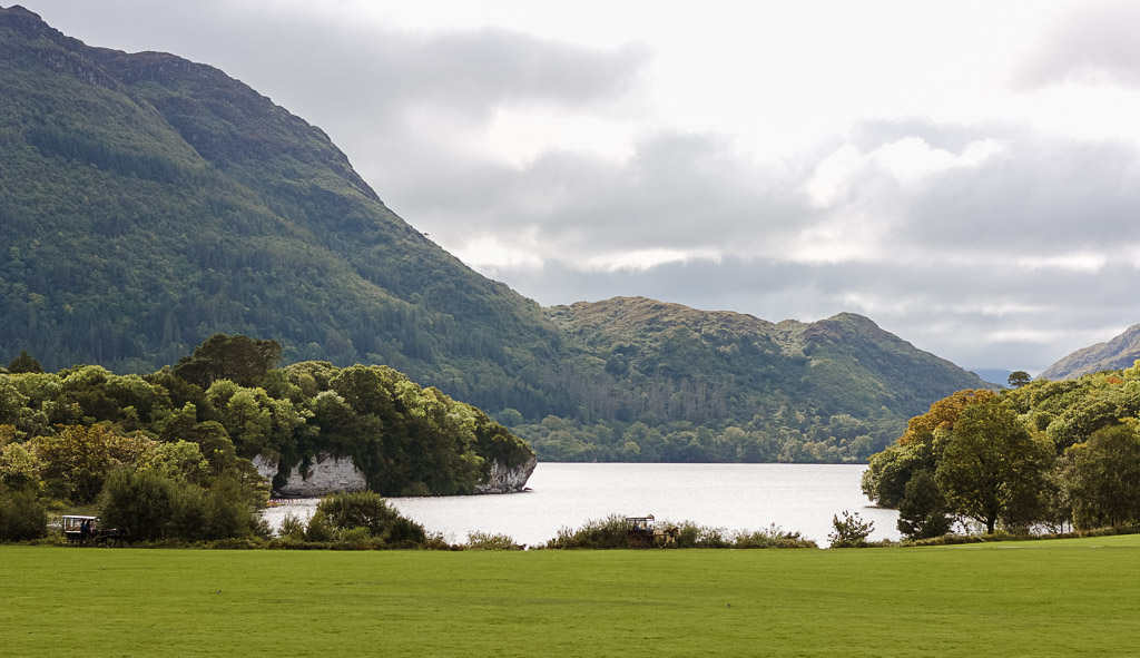 Killarney National Park Walks - Muckross Lake