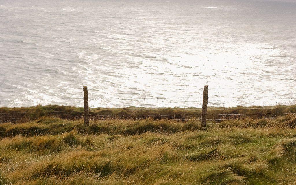 Ardmore Cliff Walk - hiking Ireland