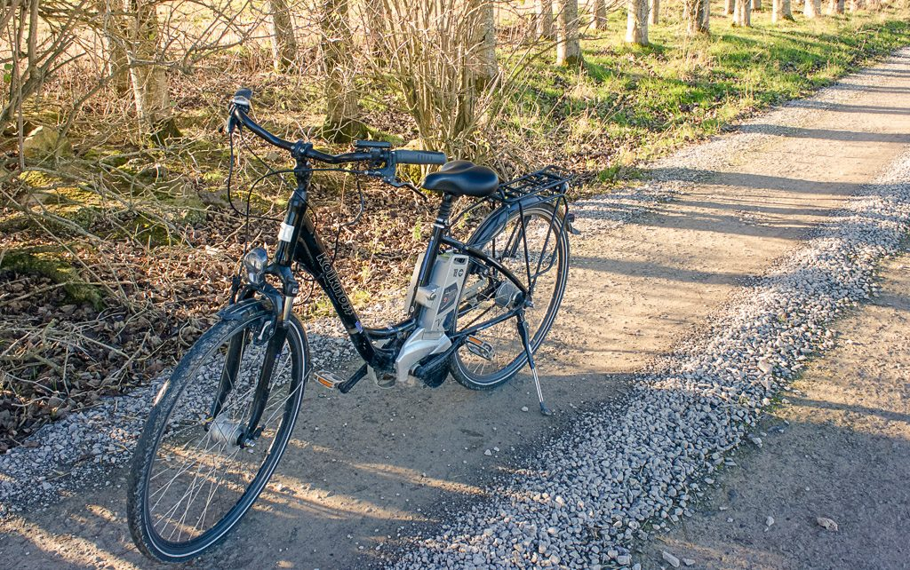 Electric bikes and eco tourism in Boyne Valley