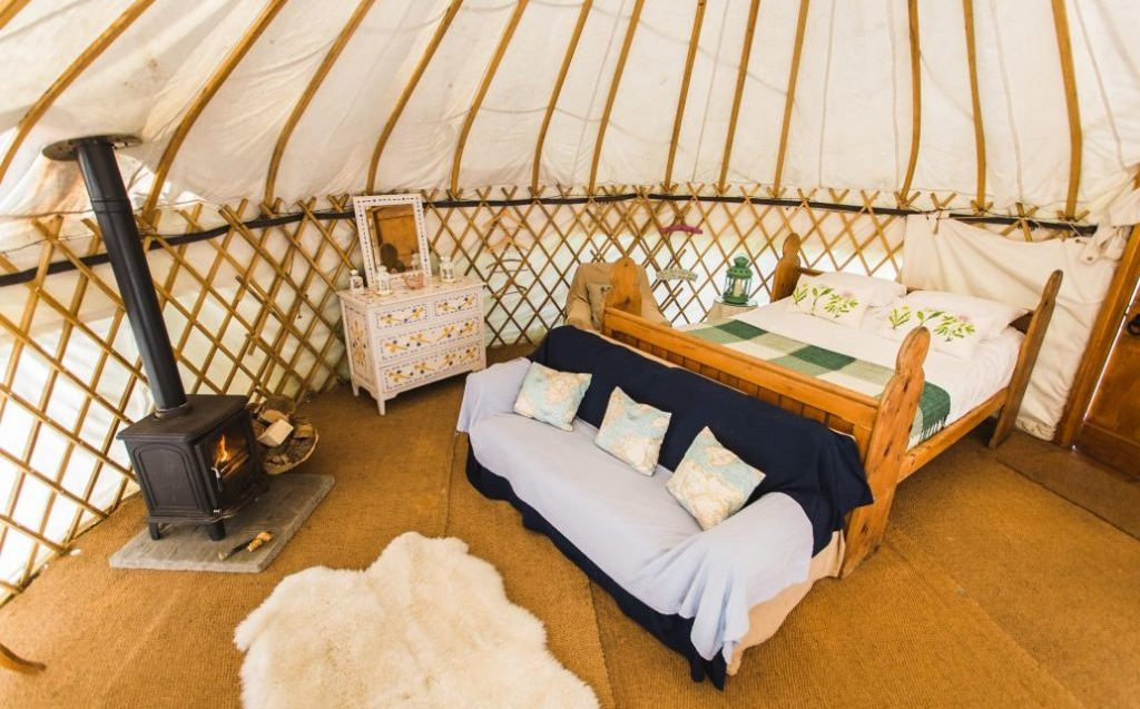 Glamping at Rock Farm Slane - Irelands Ancient East