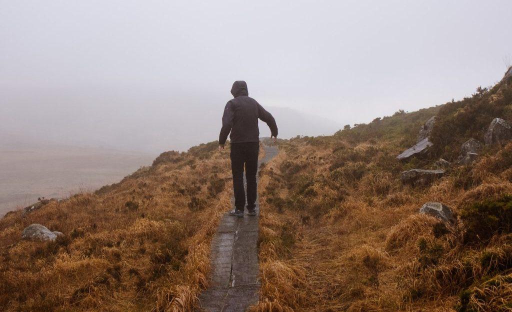 Torc Mountain in Killarney - hiking in Ireland