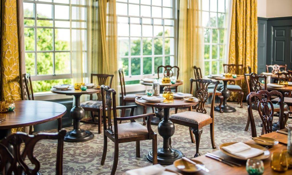 Combe Grove Restaurant - wellness travel, Bath