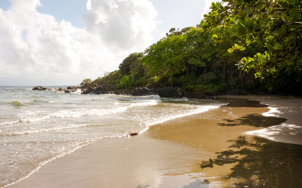 Beaches in Tobago - Bacolet Bay