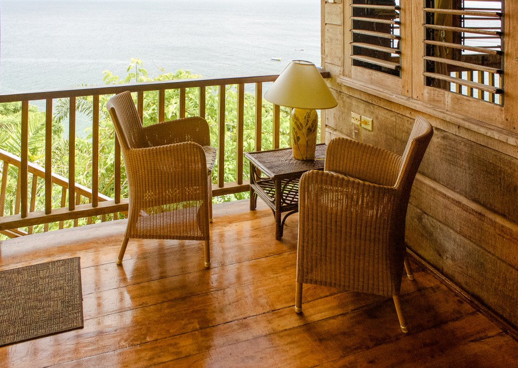Hotels in Tobago -Castara Nature Retreats, Caribbean
