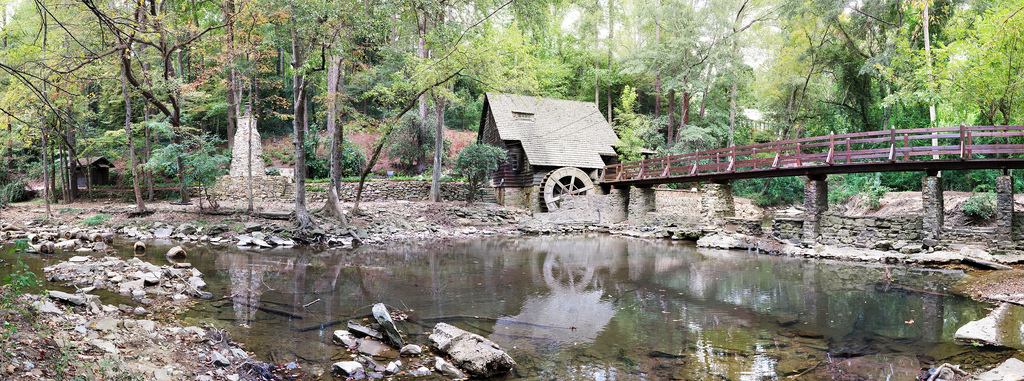 Jemison Park - hiking in Birmingam, Alabama