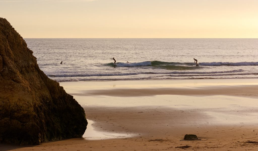 Alvor Beaches, Algarve, Praia de Alvor