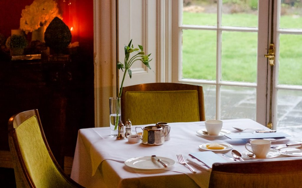 Dunbrody House Hotel in Ireland