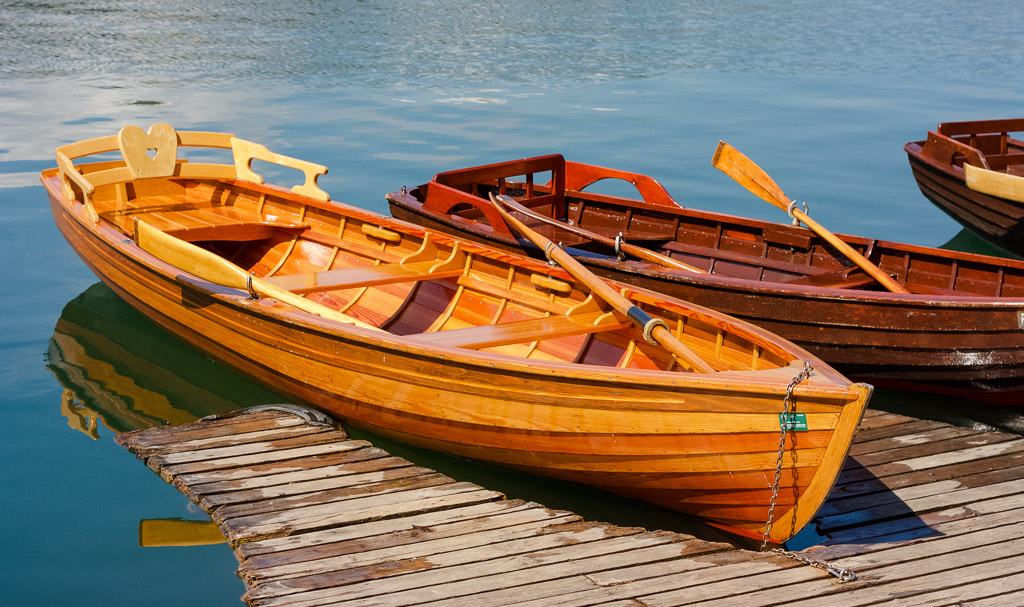 Rowing in Slovenia, hire a boat