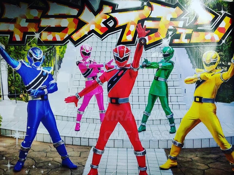 Kirameiger Sentai Team