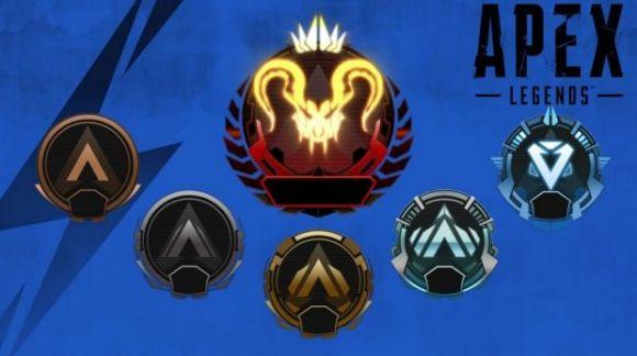 Apex Legends Ranked Badges